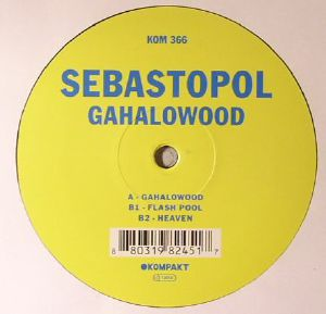 SEBASTOPOL - Gahalowood