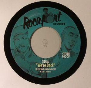 DJ FORMAT/ABDOMINAL - We're Back
