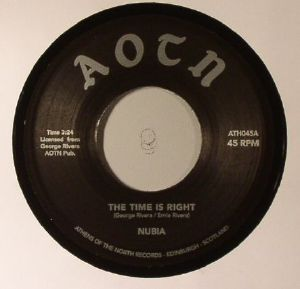 NUBIA - The Time Is Right