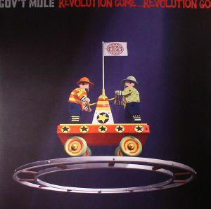 GOV'T MULE - Revolution Come Revolution Go
