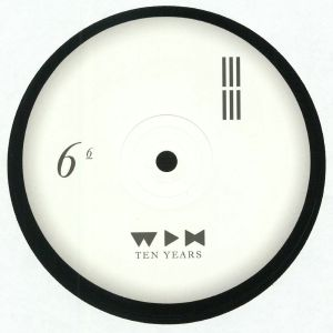 LUV JAM/METROBOX/WLC/SAN SODA/RAOUL LAMBERT - We Play House Recordings 10 Years Sampler 6