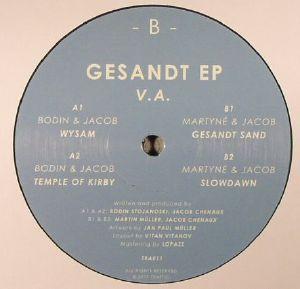 BODIN/JACOB/MARTYNE - Gesandt EP