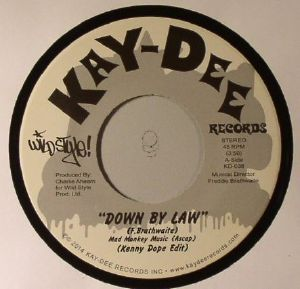 DOPE, Kenny presents WILDSTYLE BREAKBEATS - Down By Law
