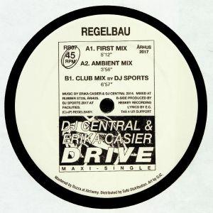 DJ CENTRAL/ERIKA CASIER - Drive