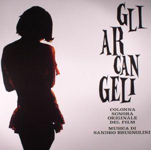 BRUGNOLINI, Sandro - Gli Arcangeli (Soundtrack) (reissue)