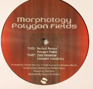 MORPHOLOGY - Polygon Fields