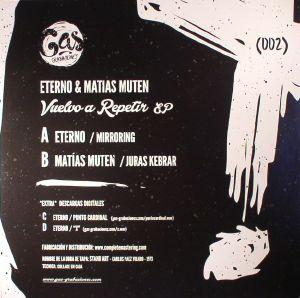 ETERNO/MATIAS MUTEN - Vuelvo A Repetir EP