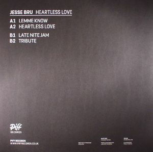 BRU, Jesse - Heartless Love