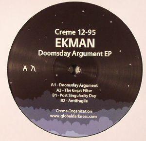EKMAN - Doomsday Argument EP
