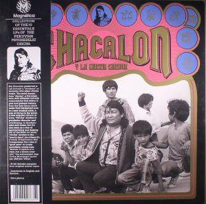 CHACALON Y LA NUEVA CREMA - Chacalon Y La Nueva Crema (remastered)