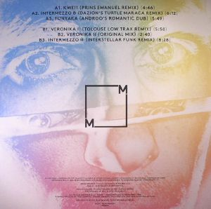 MPUNGA, Denis/PAUL K - Criola Remixed