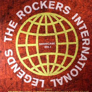 VARIOUS - The Rockers International Legends Showcase Vol 1