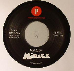 MIRAGE - Bend A Little