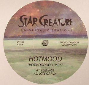 HOTMOOD - Hotmood Vol 5