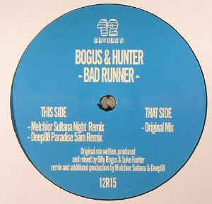 BOGUS & HUNTER - Bad Runner