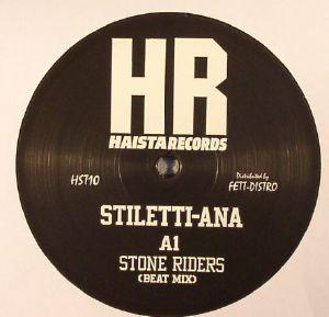 STILETTI ANA - Stone Riders