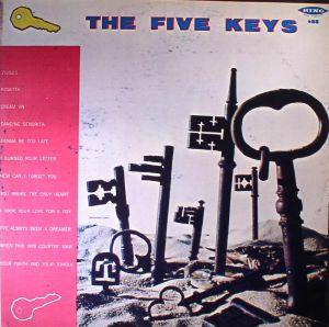 FIVE KEYS, The - The Five Keys (warehouse find, slight sleeve wear)