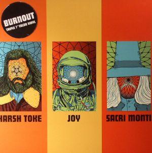 HARSH TOKE/JOY/SACRI MONTI - Burnout