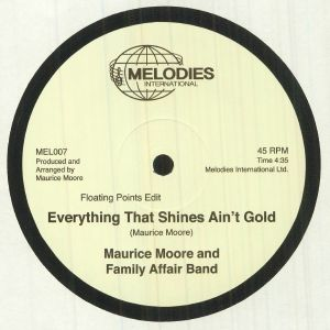MOORE, Maurice/FAMILY AFFAIR BAND - Everything That Shines Ain't Gold