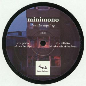 MINIMONO - On The Edge EP
