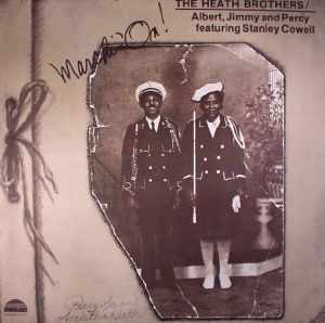 HEATH BROTHERS, The - Marchin' On (reissue)