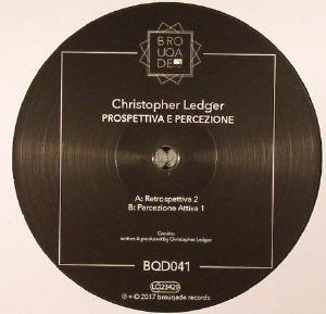 LEDGER, Christopher - Prospettiva E Percezione