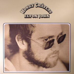 JOHN, Elton - Honky Chateau (remastered) (reissue)