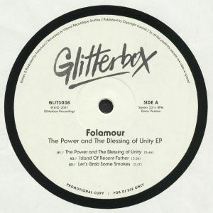 FOLAMOUR - The Power & The Blessing Of Unity EP