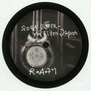 JUZER - Maiden Japan
