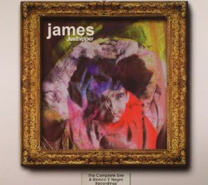 JAMES - Justhipper: The Complete Sire & Blanco Y Negro Recordings 1986-1988