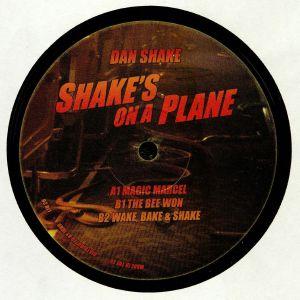 SHAKE, Dan - Shake's On A Plane