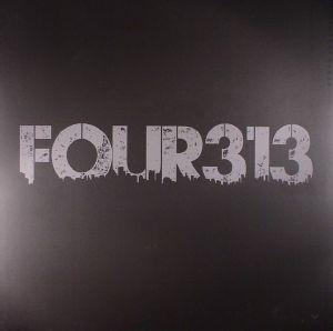 BAXTER, Blake/THOMAS BARNETT - Four313 EP
