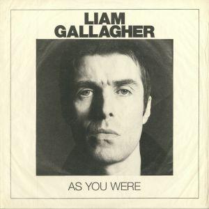 GALLAGHER, Liam - As You Were