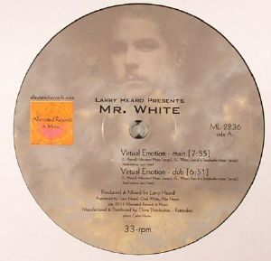 HEARD, Larry presents MR WHITE - Virtual Emotion