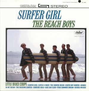 BEACH BOYS, The - Surfer Girl (reissue)