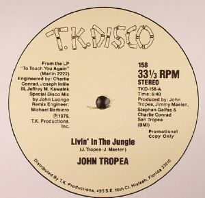 TROPEA, John - Livin' In The Jungle(reissue)