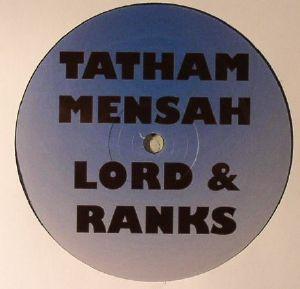 TATHAM/MENSAH/LORD/RANKS - Simmering