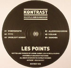 LES POINTS - Multiple User Dungeon EP