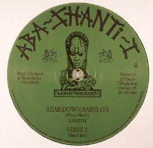 BLOOD SHANTI/SHANTI ITES - Tear Down Babylon