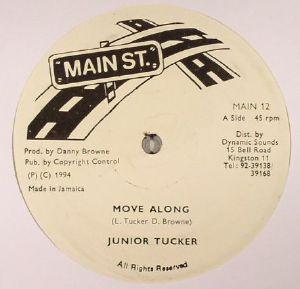 TUCKER, Junior - Move Along