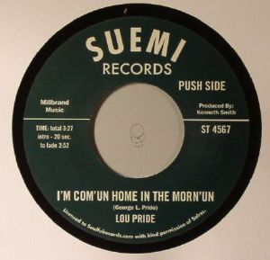 PRIDE, Lou/SOUTHWIND SYMPHONY - I'm Com'un Home In The Morn'un (reissue)