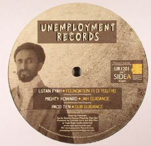 LUTAN FYAH/MIGHTY HOWARD/PACO TEN/FILOMUZIK - Foundation Fi Di Youths