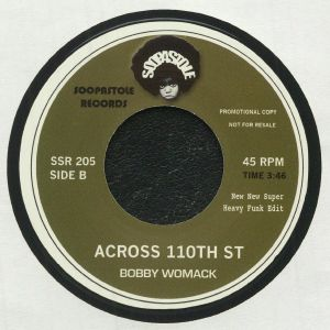 DJ SOOPASOUL/JOHNNY PATE/BOBBY WOMACK - Soopastole Edits Vol 5