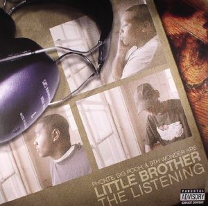 LITTLE BROTHER - The Listening (reissue)