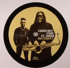 PINE, Courtney feat OMAR - Butterfly