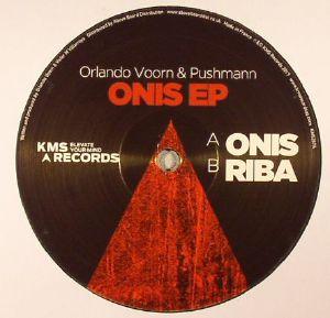 VOORN, Orlando/PUSHMANN - Onis EP
