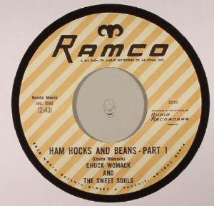 WOMACK, Chuck & THE SWEET SOULS - Ham Hocks & Beans Parts 1 & 2