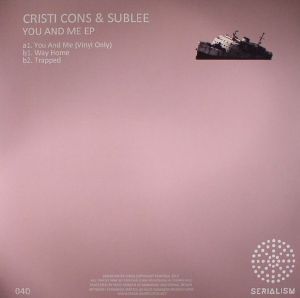 CONS, Christi/SUBLEE - You & Me EP