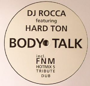 DJ ROCCA  feat HARD TON - Body Talk