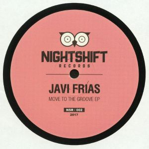 FRIAS, Javi - Move To The Groove EP